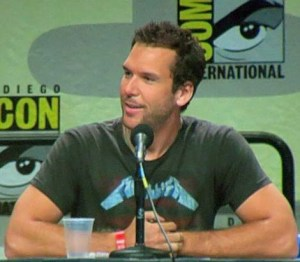 Dane Cook at ComicCon